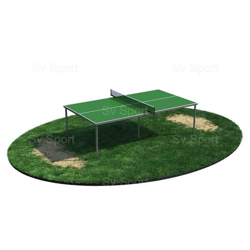 WORK 57 Спортивный комплекс Sv Sport Workout антивандальный теннисный стол