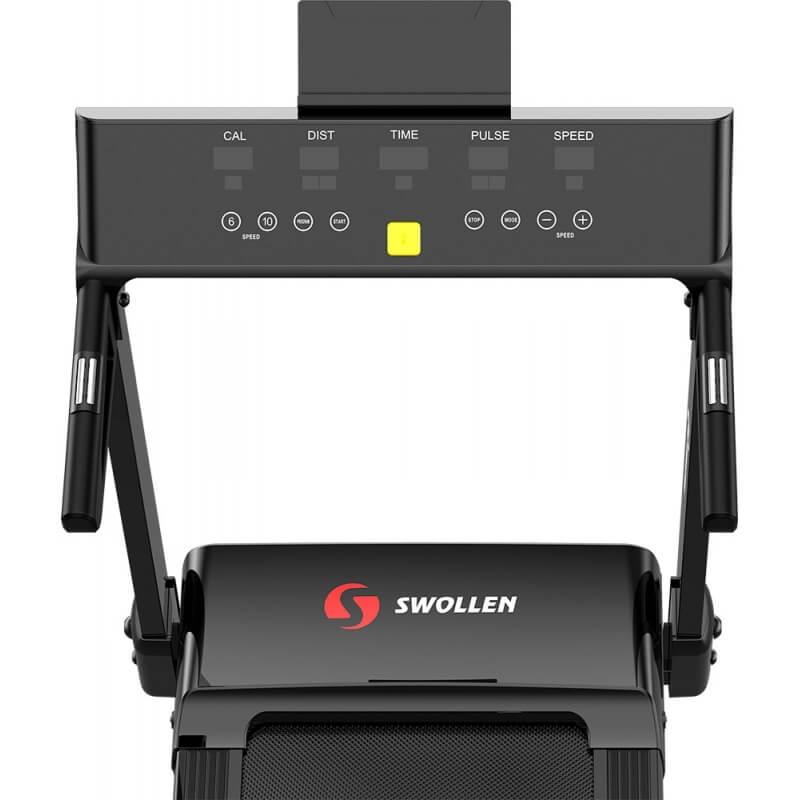 Беговая дорожка SWOLLEN Technoline A7 (16 км/ч, 140 кг)