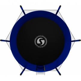 Батут SWOLLEN Lite 8 FT (Blue). Диаметр - 244 см. Нагрузка - 140 кг.