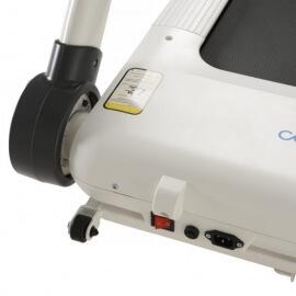Беговая дорожка EVO FITNESS Venus электрическая для дома (15 км/ч, 130 кг)
