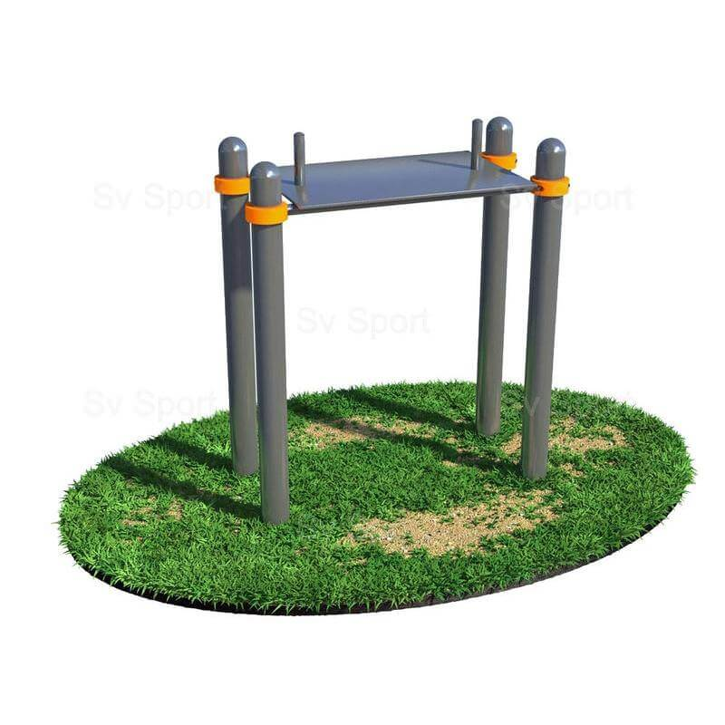 WORK 18 Спортивный комплекс Sv Sport воркаут (workout)  антивандальный стол армрейслинг