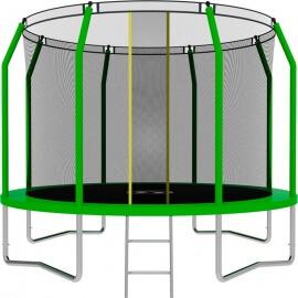 Батут SWOLLEN Comfort 10 FT (Green). Диаметр - 305 см. Нагрузка - 140 кг.