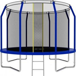 Батут SWOLLEN Comfort 10 FT (Blue). Диаметр - 305 см. Нагрузка - 140 кг.