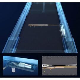 Беговая дорожка EVO FITNESS Cosmo 5 электрическая для дома (12 км/ч, 130 кг)