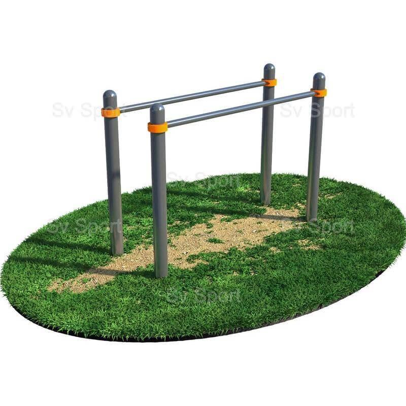 WORK 10 Спортивный комплекс Sv Sport воркаут (workout) брусья параллельные